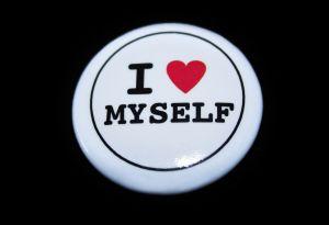 Jag älskar mig själv! :)
